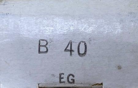 Square D B40-3