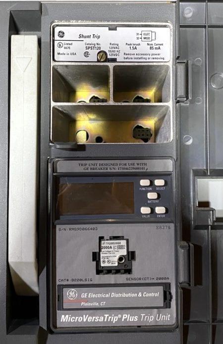 General Electric SHF20B220-2000
