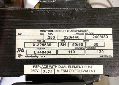 Allen Bradley 2113B-EDB-6P