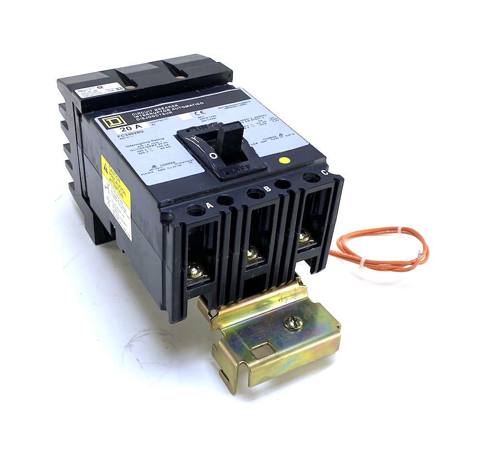 Square D FC34020G-NML-GL