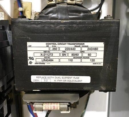 Allen Bradley 2100-SIZE-5