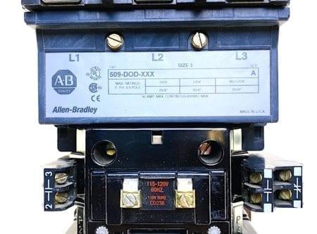 Allen Bradley 509-DOD-XXX