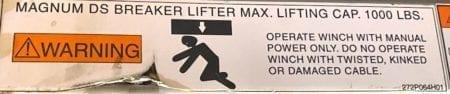 Cutler Hammer DS-LIFTING-HOIST