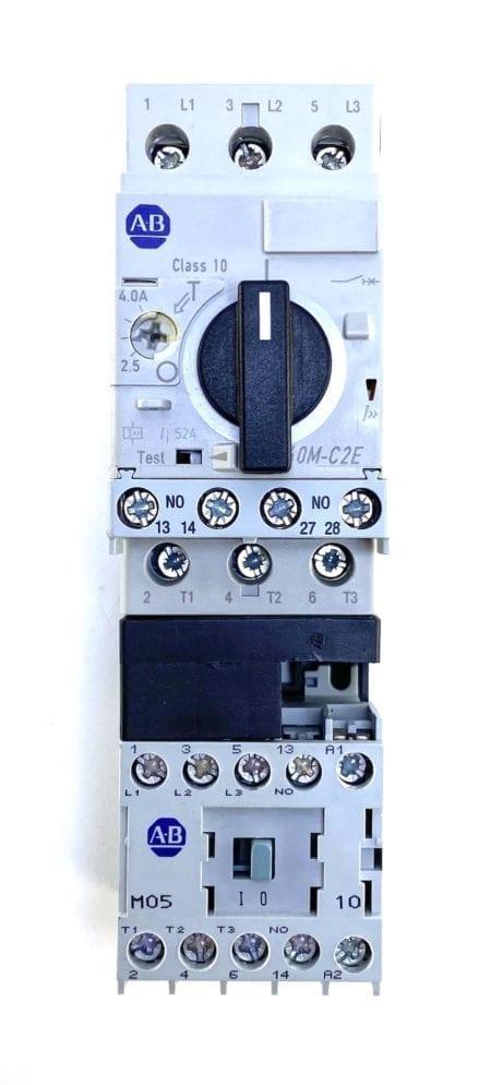 Allen Bradley 190E-MND2-CB40S