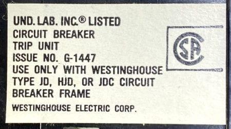 Westinghouse JT3175T