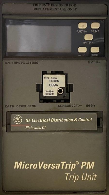 General Electric AK-U-3A-25