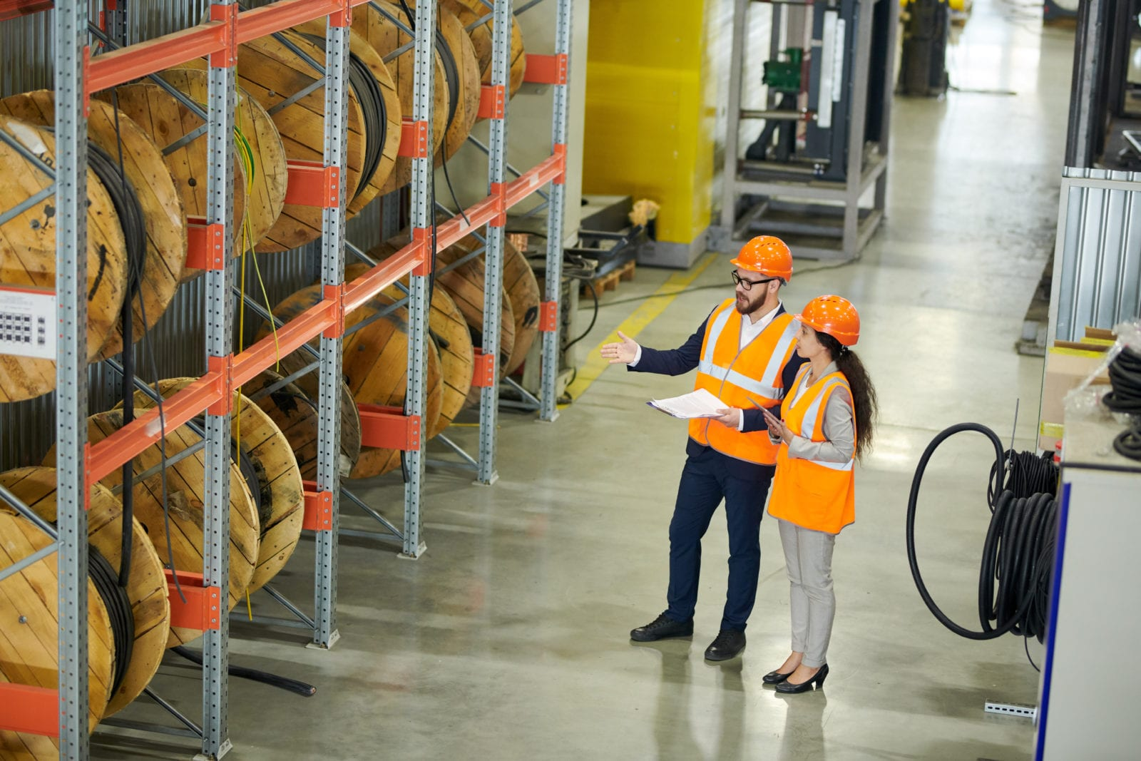 electrical inventory efficiency