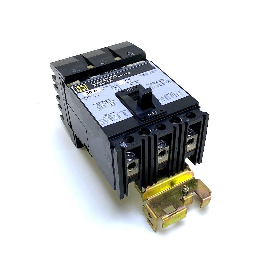 Square D FA34030-NML-GL-LIR