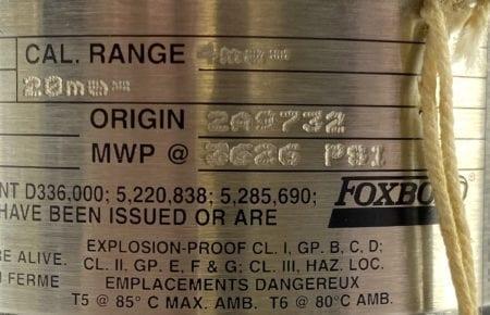 Foxboro IDP10-D20D11F-NIB