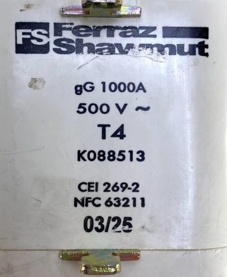 Ferraz Shawmut K088513