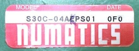 Numatics S30C-04AEPS01