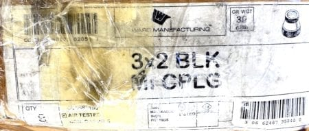 Ward Manufacturing WARD3x2-NIBx8