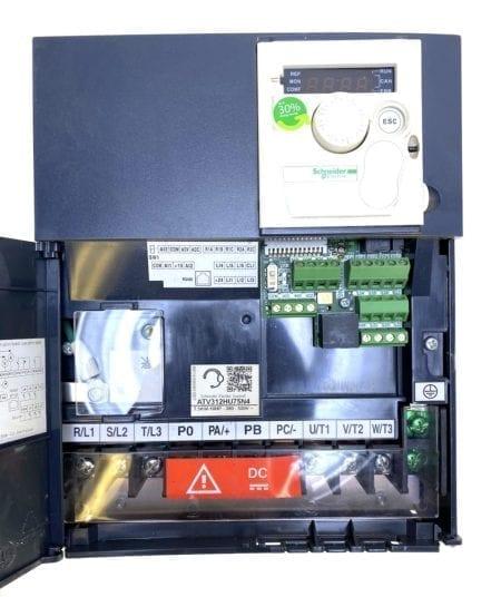 Altivar Schneider Electric ATV312HU75N4