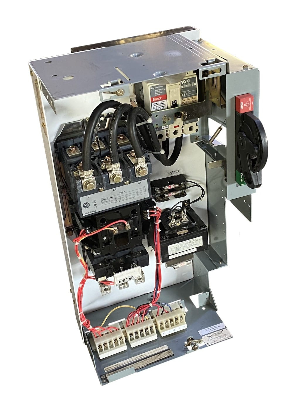 Allen Bradley 2113B-EDB-SIZE4-150A-24in