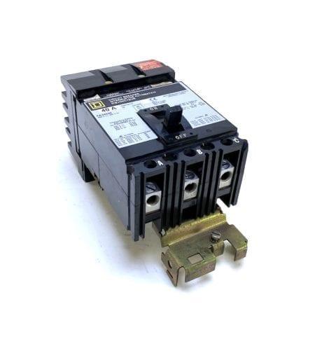 Square D FA34040-NML-GL-LIR