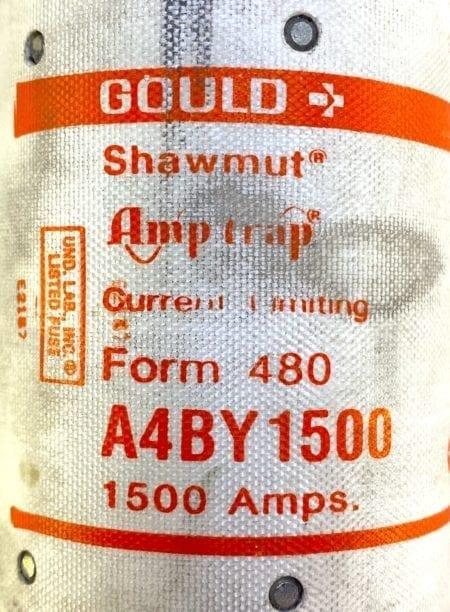 Gould Shawmut A4BY1500-1