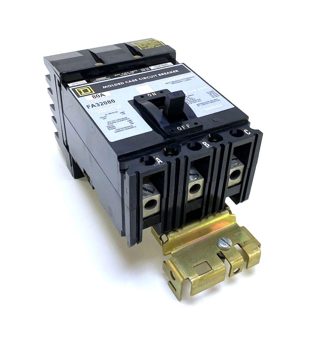 Square D FA32080-NML-GL
