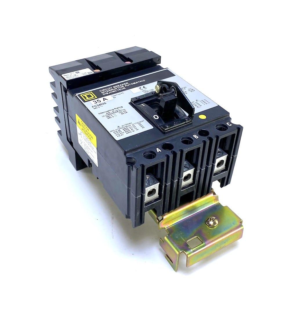 Square D FC34035-GL