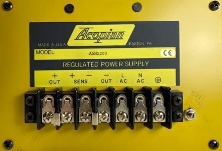 Acopian A5H2200
