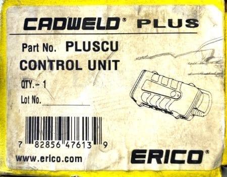 nVent ERICO Cadweld Plus PLUSCU-SURPLUS