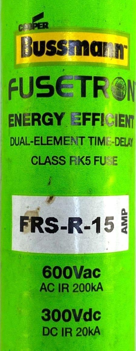 Bussmann FRS-R-15x10