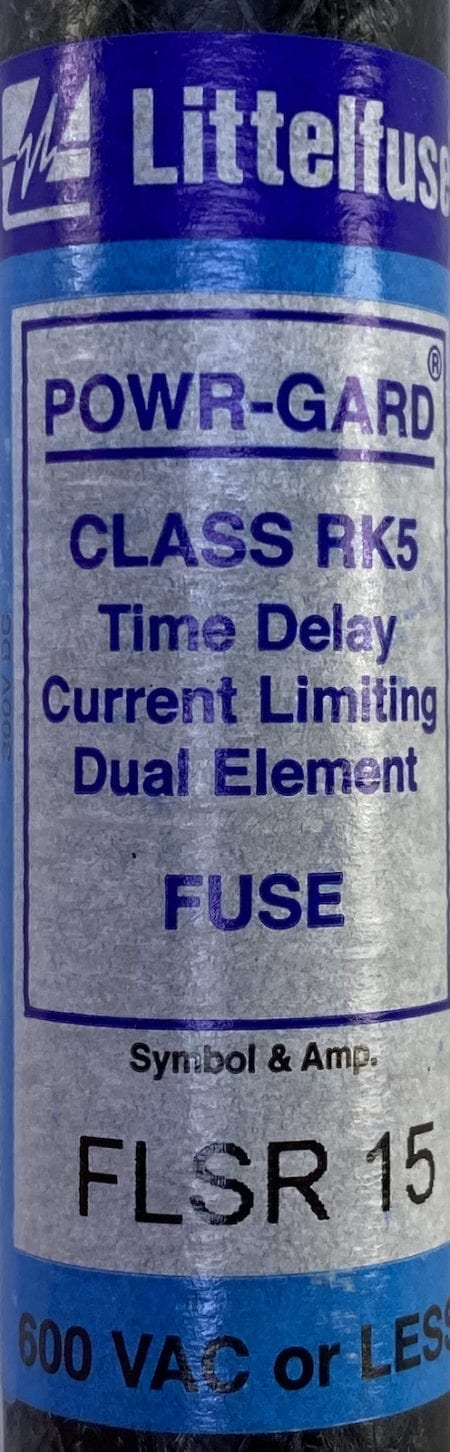 Littelfuse FLSR015x10