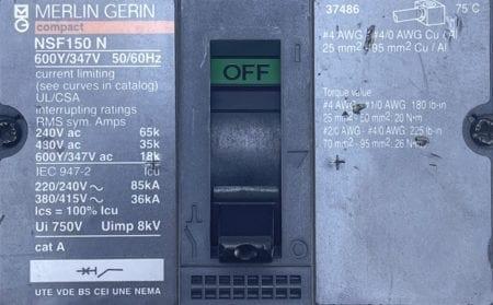 NSF150N-BROKEN