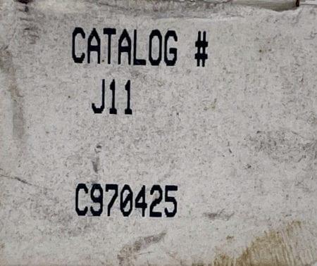 Cutler-Hammer J11-NIB