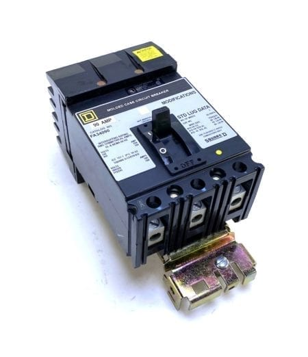 Square D FA34090-NML-GL