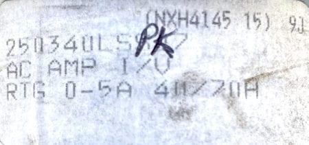 Yokogawa 250340LSPK7-150-NIB