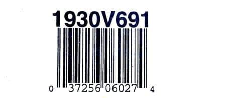 Goodyear 1930V691-SURPLUS
