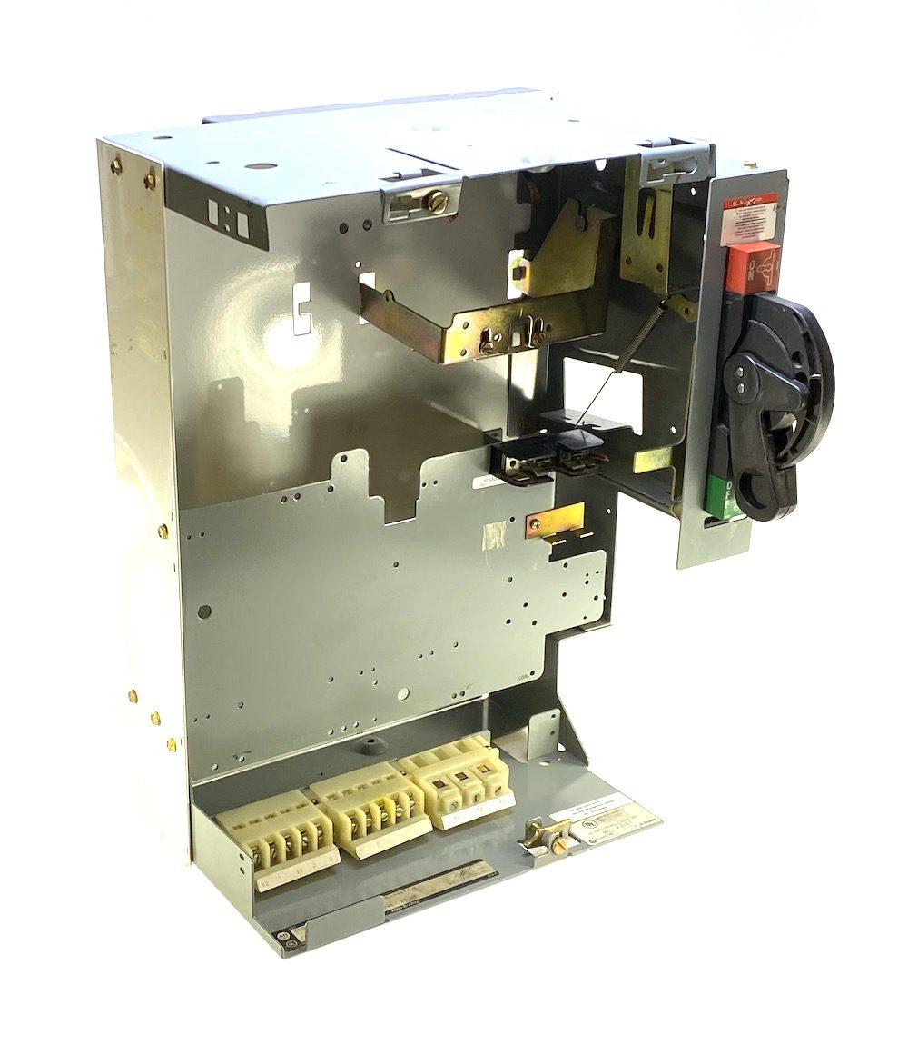Allen Bradley 2107B-BDBD-19in-50A-EMPTY