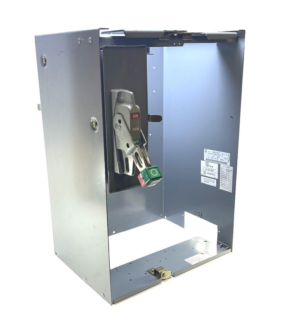 Square D MODEL6-21in-250A-BREAKER