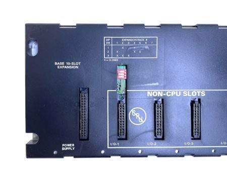 General Electric IC693CHS392H-NIB