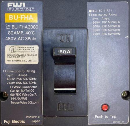 Fuji Electric BU-FHA3080