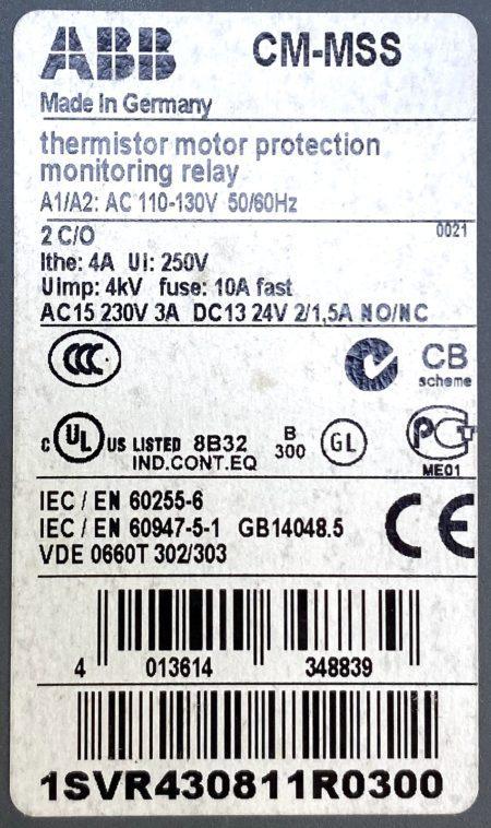 ABB 1SVR430811R0300