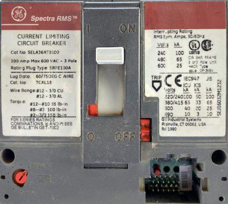 General Electric SELA36AT0100