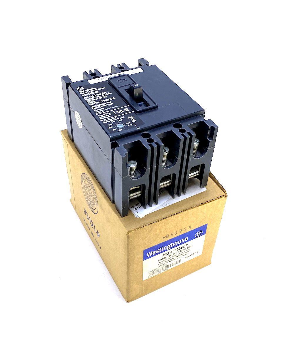Westinghouse MCP431550CR-NIB