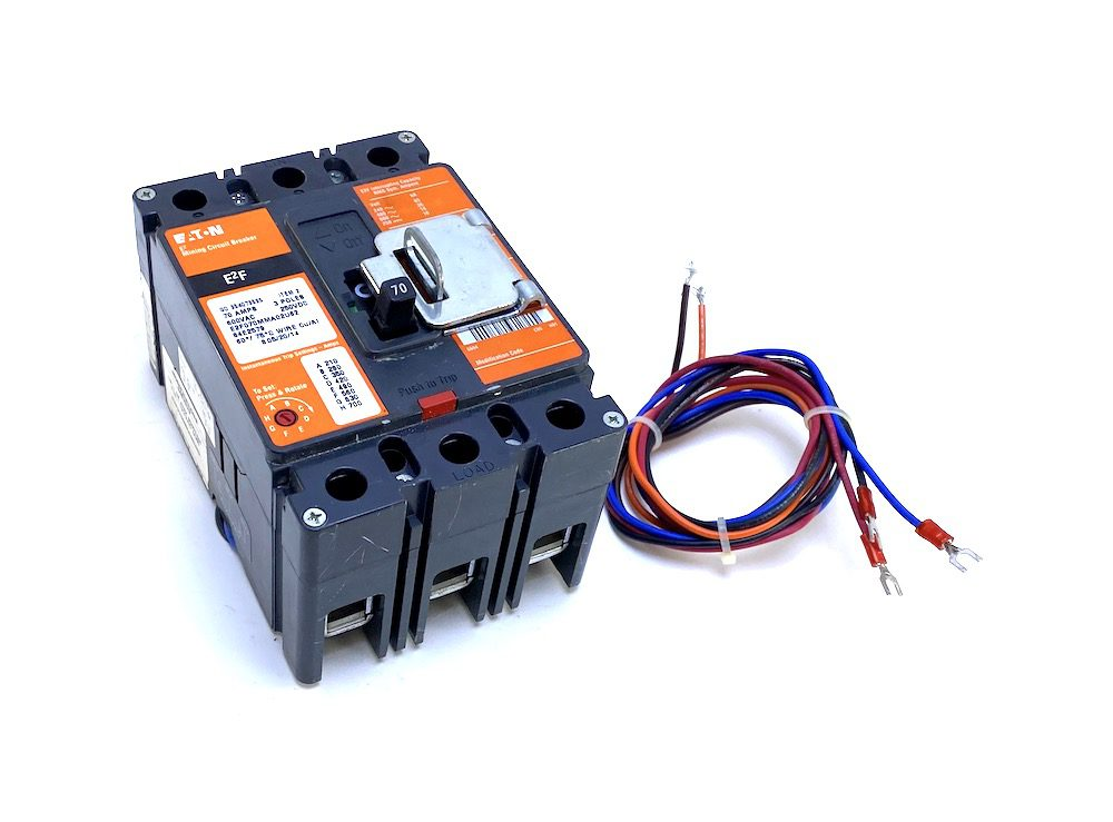 Eaton E2F070MMA02U62-UV-AUX