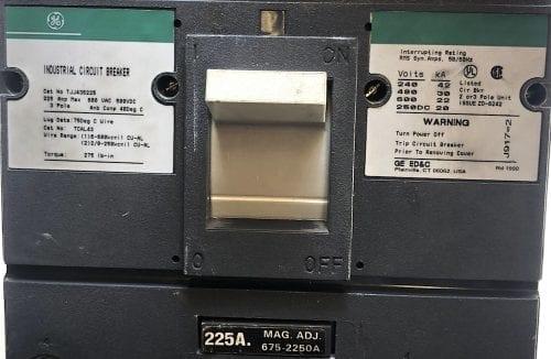 General ElectricTJJ436225-225-GL