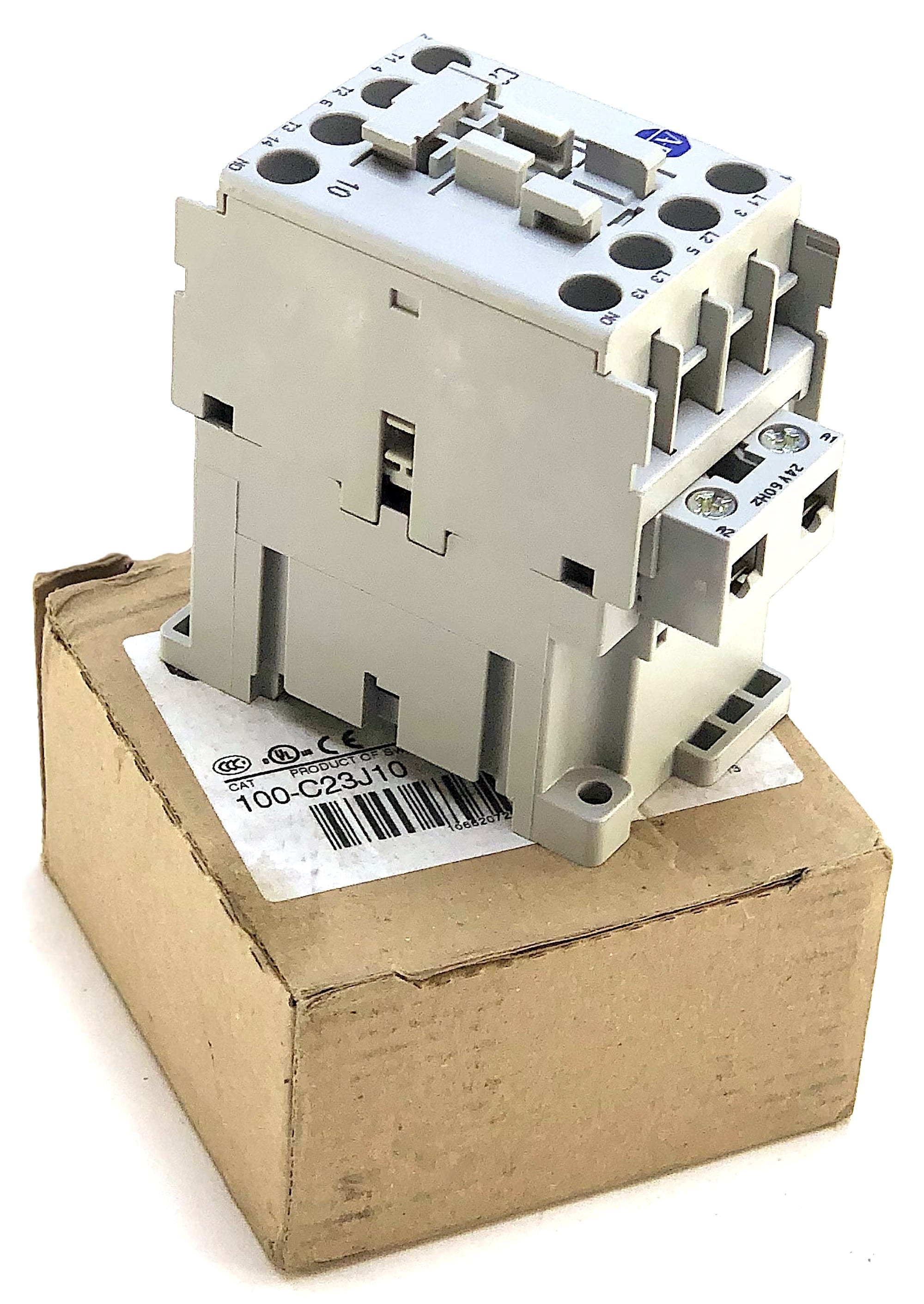 NIB CUTLER-HAMMER 10933H7A CONTACTOR AUX CONTACT KIT FOR SIZE 2 3 4 /& 5