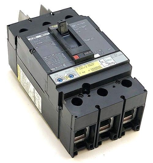 Square D JJL36250M75