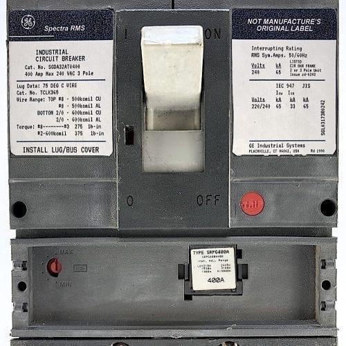 General Electric SGDA32AT0400