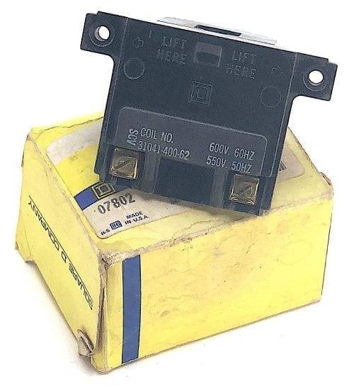 Square D 31041-400-62-NIB