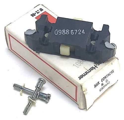 Cutler Hammer C320KA1-NIB