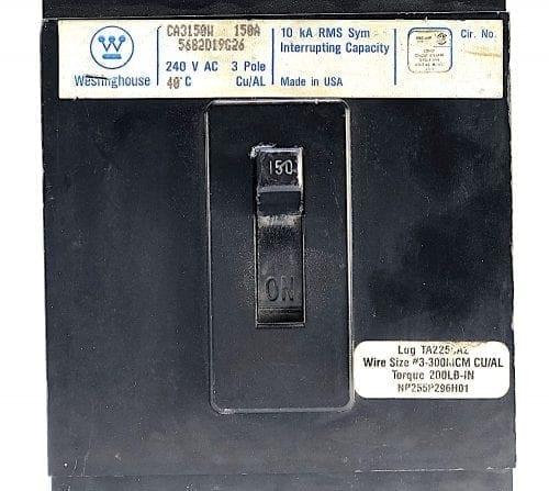 Westinghouse CA3150W