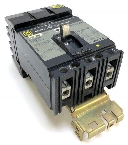 Square D FA34100-GL