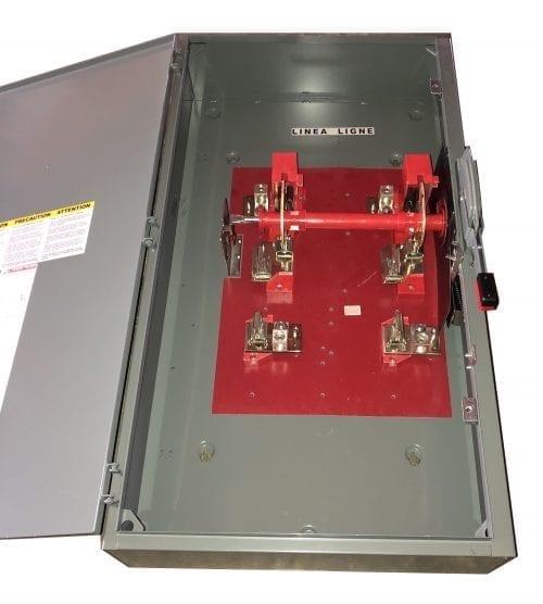 Square D H225-NIB