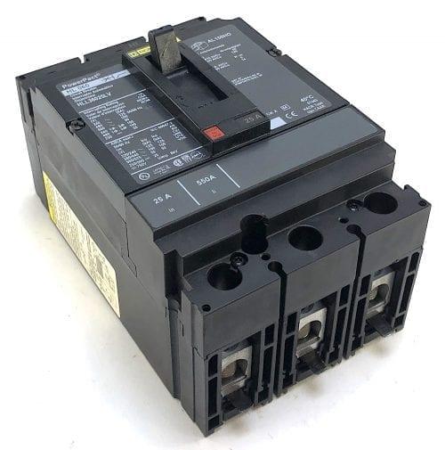 Square D HLL36025LV