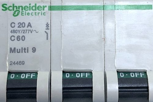 Schneider Electric C20A